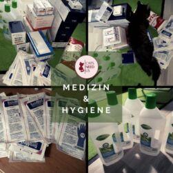 Medizin Hygiene Rumänien