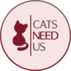 Cats Need Us