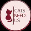 Cats Need Us